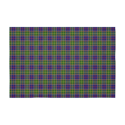 Ayrshire District Tartan Tablecloth | Home Decor