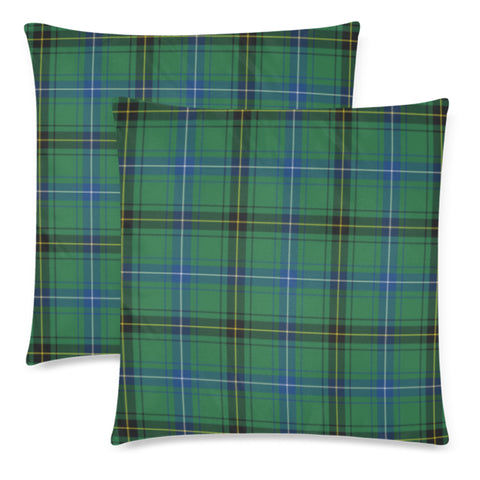 Henderson Ancient decorative pillow covers, Henderson Ancient tartan cushion covers, Henderson Ancient plaid