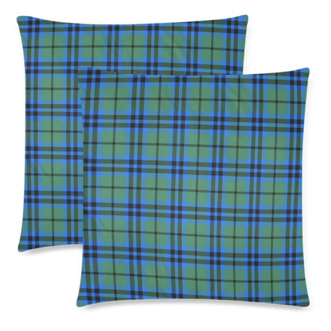 Falconer decorative pillow covers, Falconer tartan cushion covers, Falconer plaid pillow covers