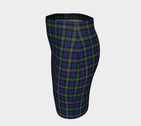 Tartan Fitted Skirt - Baird Modern | Special Custom Design