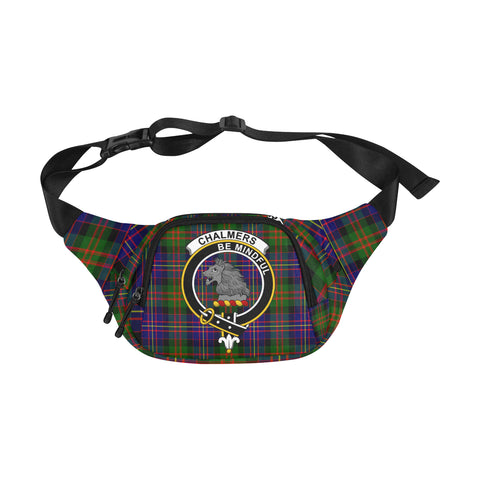 Image of Chalmers Fanny Pack | Tartan Bum Bag | Hot Sale