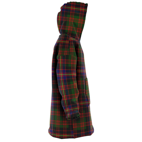 Cochrane Modern Snug Hoodie - Unisex Tartan Plaid Right