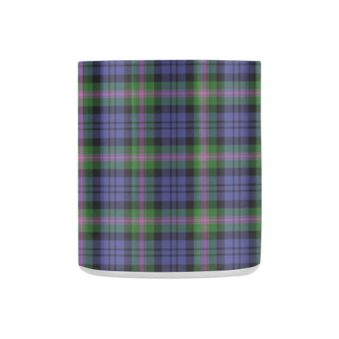Baird Modern  Tartan Mug Classic Insulated - Clan Badge K7