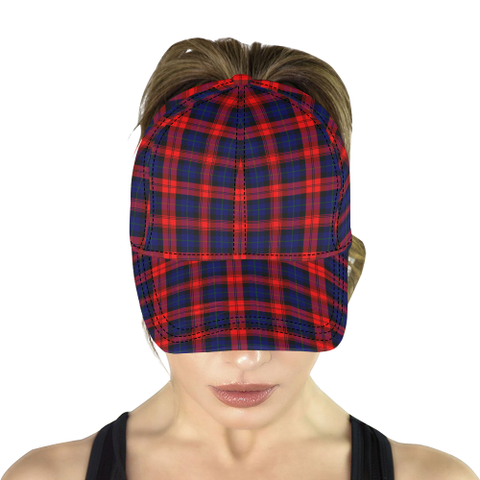 Image of MacLachlan Modern Tartan Dad Cap | Scottishclans.co