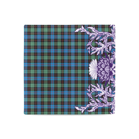 Image of Guthrie Ancient Tartan Wallet Women's Leather Wallet A91 | Over 500 Tartan