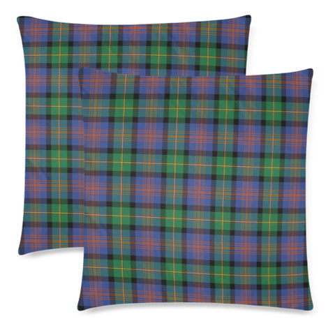 Image of Logan Ancient decorative pillow covers, Logan Ancient tartan cushion covers, Logan Ancient plaid pillow covers