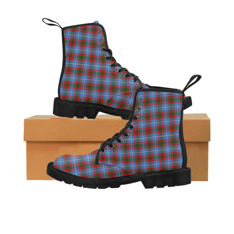 Image of Edinburgh District | Scotland Boots | Over 500 Tartans