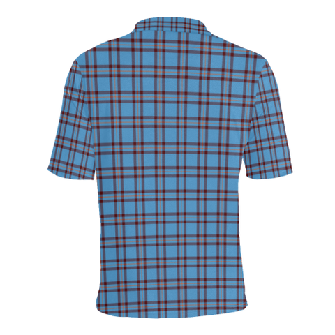 Elliot Ancient  Tartan Polo Shirt HJ4