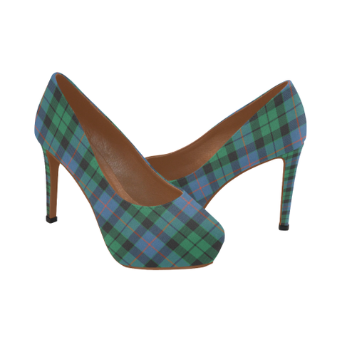 Image of Morrison Ancient Tartan Heels