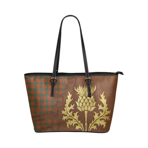 Robertson Ancient Leather Tote Bag