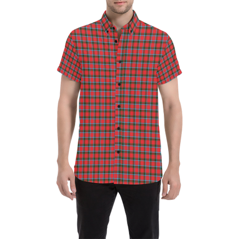 Image of Tartan Shirt - Sinclair Modern | Exclusive Over 500 Tartans | Special Custom Design