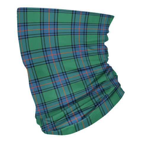 Scottish Shaw Ancient Tartan Neck Gaiter HJ4 (USA Shipping Line)