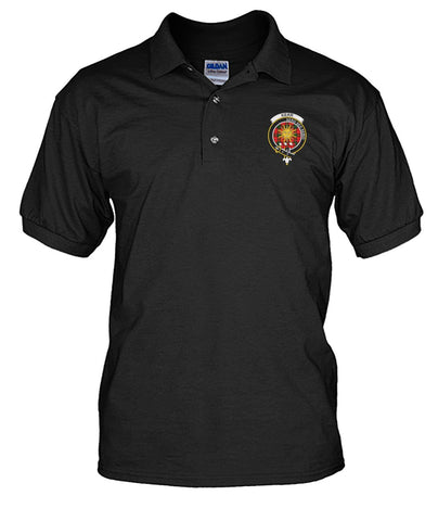 Image of Kerr Tartan Polo Shirts for Men and Women A9