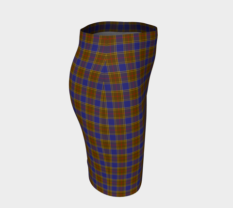 Tartan Fitted Skirt - Balfour Modern | Special Custom Design