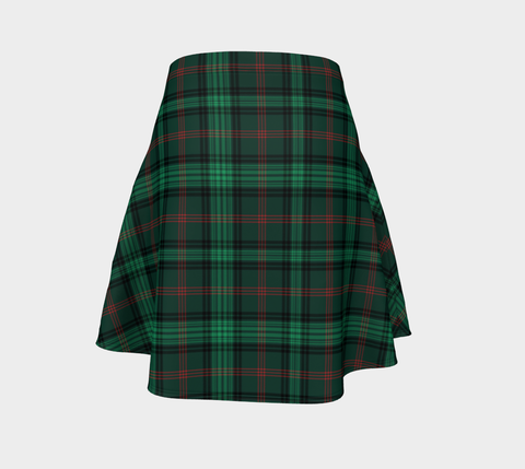 Tartan Flared Skirt - Ross Hunting Modern |Over 500 Tartans | Special Custom Design | Love Scotland