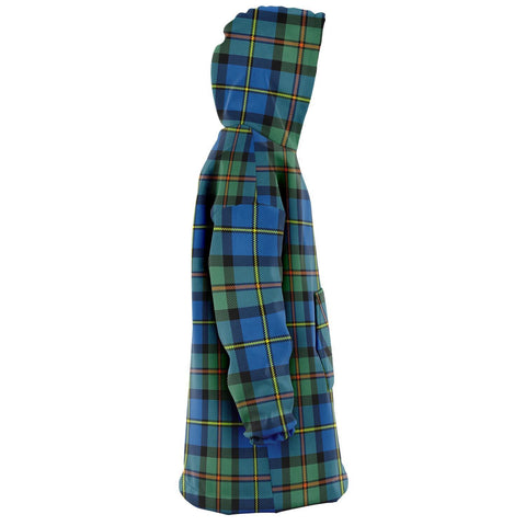 MacLeod of Harris Ancient Snug Hoodie - Unisex Tartan Plaid Right