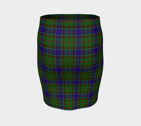 Tartan Fitted Skirt - Adam | Special Custom Design