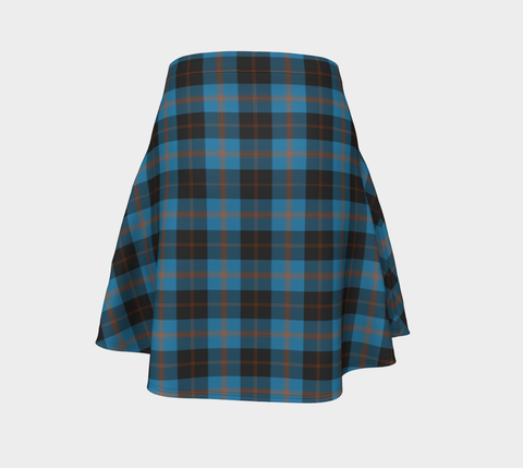 Tartan Flared Skirt - Angus Ancient |Over 500 Tartans | Special Custom Design | Love Scotland