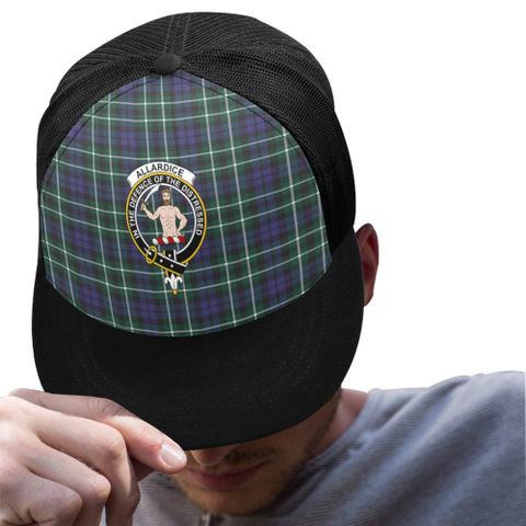 Allardice Tartan Trucker Hat All Over