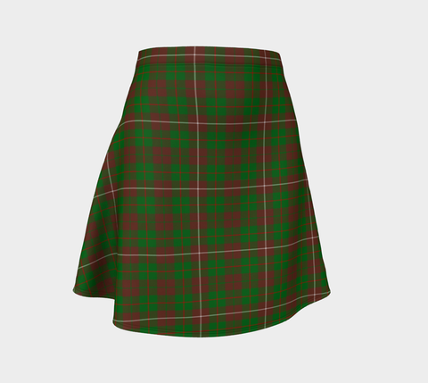 Image of Tartan Flare Skirt - MacKinnon Hunting Modern A9