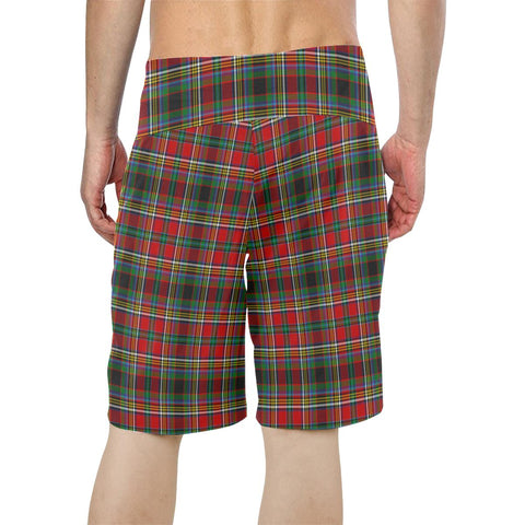 Anderson of Arbrake Tartan Board Shorts TH8