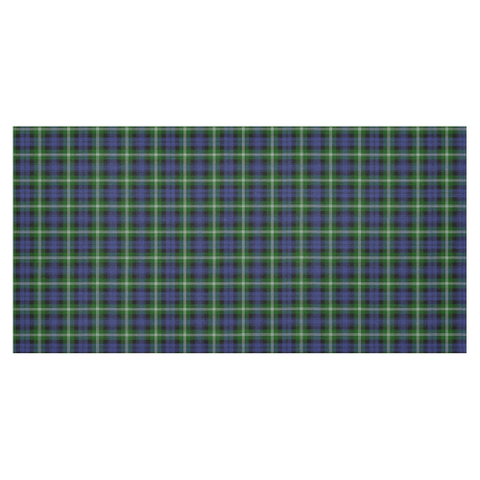 Image of Baillie Modern Tartan Tablecloth | Home Decor