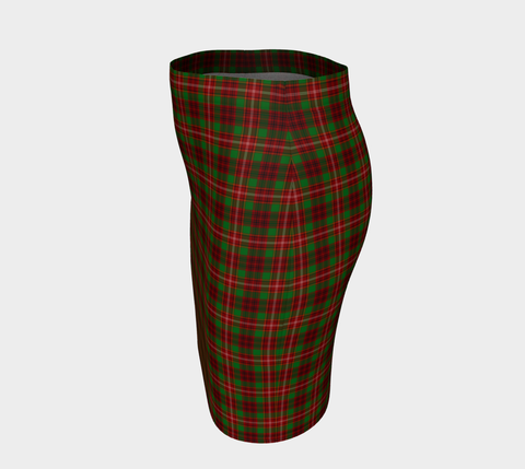Tartan Fitted Skirt - Ainslie | Special Custom Design