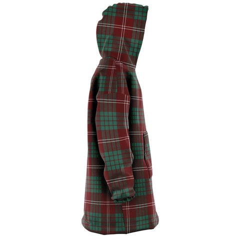 Crawford Modern Snug Hoodie - Unisex Tartan Plaid Right