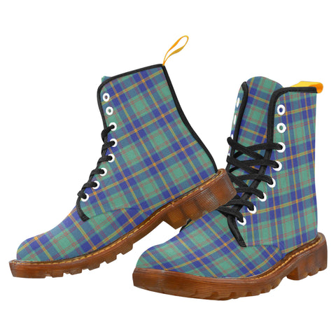 Image of US Marine Martin Boot | Scotland Boots | Over 500 Tartans