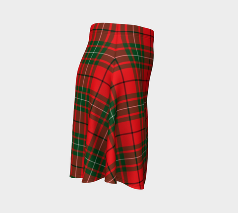 Image of Tartan Flared Skirt - MacAulay Modern |Over 500 Tartans | Special Custom Design | Love Scotland