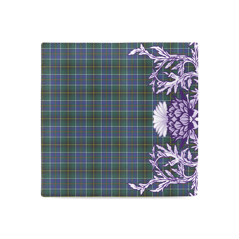 MacInnes Modern Tartan Wallet Women's Leather Wallet A91 | Over 500 Tartan