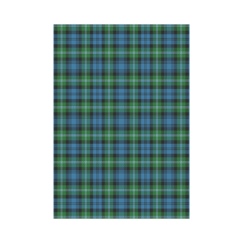 Lyon Clan Tartan Flag | Scottishclans.co