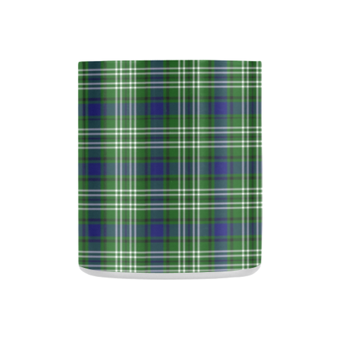 Image of Mow Tartan Mug Classic Insulated - Clan Badge K7
