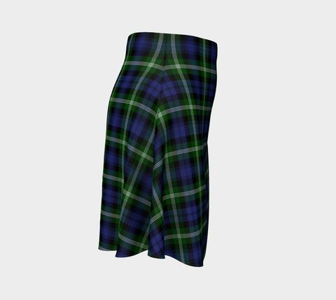 Tartan Flared Skirt - Baillie Modern |Over 500 Tartans | Special Custom Design | Love Scotland
