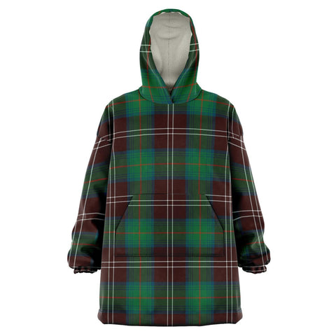 Chisholm Hunting Ancient Snug Hoodie - Unisex Tartan Plaid Front