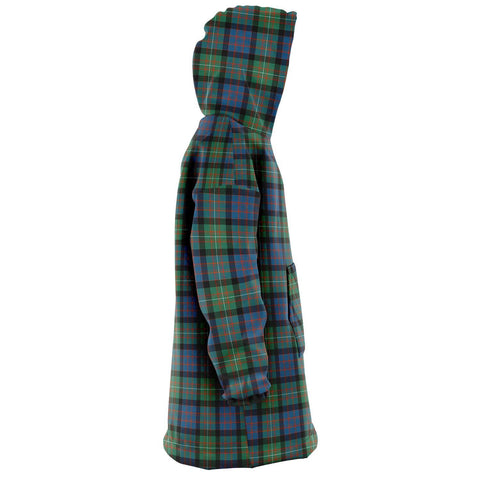 MacDonnell of Glengarry Ancient Snug Hoodie - Unisex Tartan Plaid Right