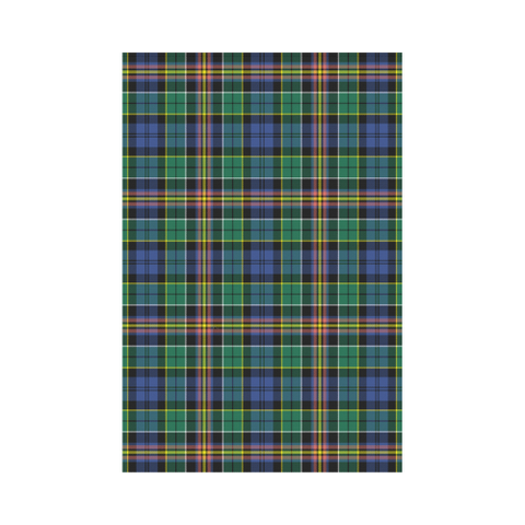 Image of Allison Tartan Flag K7