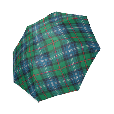 Urquhart Ancient Tartan Umbrella TH8