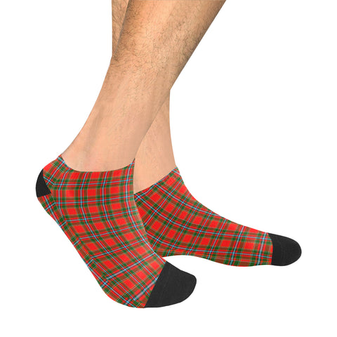 Drummond of Perth Tartan Ankle Socks | scottishclans.co