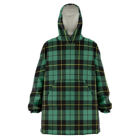 Wallace Hunting Ancient Snug Hoodie - Unisex Tartan Plaid Front