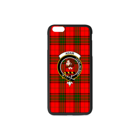 Adair Tartan Clan Badge Luminous Phone Case IPhone 7 plus
