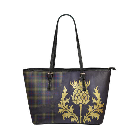 Kinnaird Leather Tote Bag