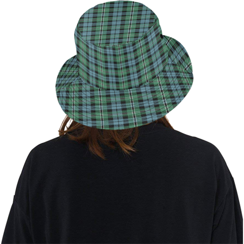 Image of Melville Tartan Bucket Hat for Women and Men