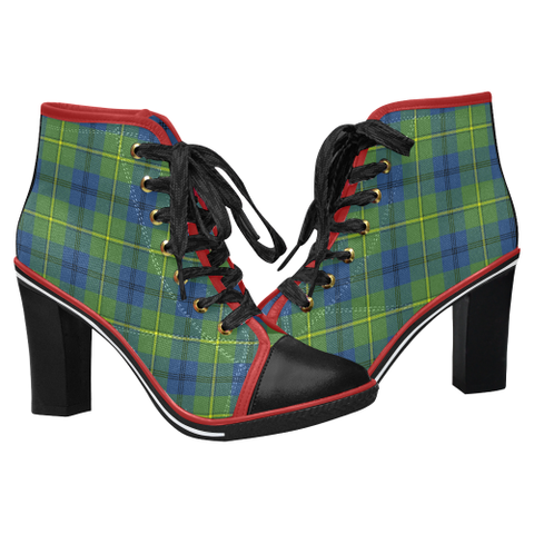 Image of Tartan Heel - Johnston Ancient | Hot Sale | Online Orders Only | 500 Tartans