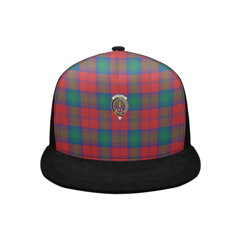 Auchinleck Tartan Trucker Hat All Over