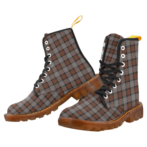 Cameron of Erracht Weathered Martin Boot | Scotland Boots | Over 500 Tartans