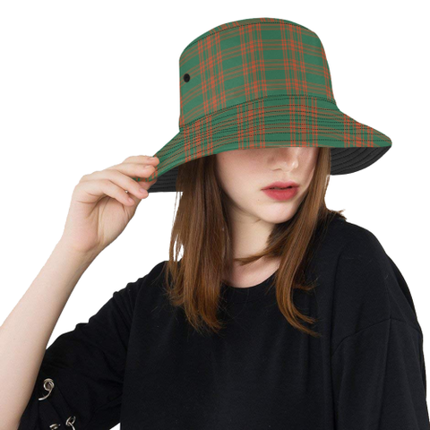 Image of Menzies Green Ancient Tartan Bucket Hat for Women and Men - utility kilt,tartan plaid,tartan,scottish tartan,scottish plaid,scottish kilt,scottish clothing,ONLINE SHOPPING,kilts for sale,kilts for men,kilt shop,kilt,cool bucket hat,CLOTHING,BUCKET HATS,bucket hat for women,bucket hat,bucket hat for men,scottish clan,scotland tartan,scots tartan ,Merry Christmas,Cyber Monday,Black Friday,Online Shopping