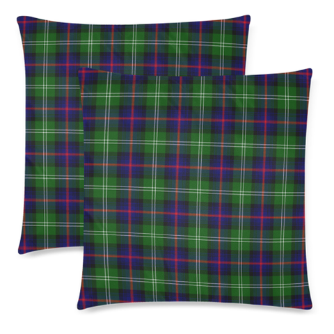 Sutherland Modern decorative pillow covers, Sutherland Modern tartan cushion covers, Sutherland Modern plaid pillow covers