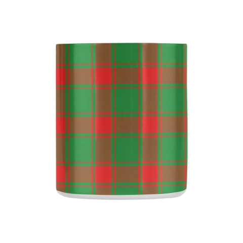 Middleton Modern Tartan Mug Classic Insulated - Clan Badge K7