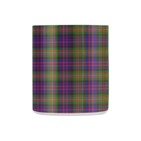 Image of Macdonald Tartan Mug Classic Insulated - Clan Badge K7